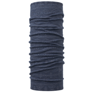 MERINO WOOL BUFF®  Edgy Denim