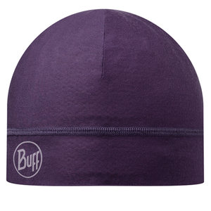 MICROFIBER 1 LAYER HAT BUFF® SOLID PLUM
