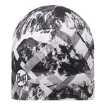 MICROFIBER REVERSIBLE HAT BUFF® MOUNTAINTOP GREY - BLACK