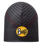 MICROFIBER REVERSIBLE HAT BUFF® R-ULTIMATE LOGO BLACK - BLACK