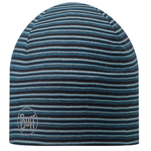 MICROFIBER 2 LAYERS HAT BUFF® STRIPES BLUE