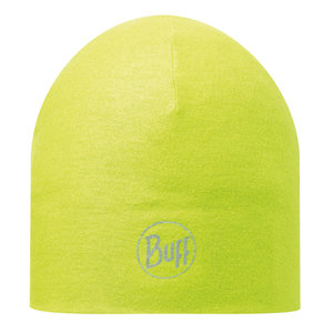 MICROFIBER 2 LAYERS HAT BUFF® SOLID YELLOW FLOUR