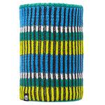 Knitted & Polar Neckwarmer Buff® Troy Blue
