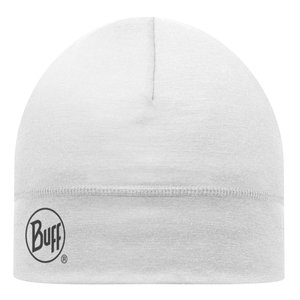 MERINO WOOL HAT BUFF® SOLID SNOW