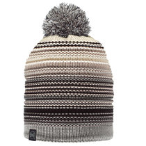 KNITTED & POLAR HAT BUFF® NEPER GREY