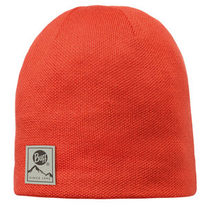 KNITTED & POLAR HAT BUFF® SOLID ORANGE