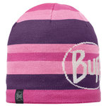 KNITTED & POLAR HAT BUFF® OVEL PLUM
