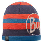 KNITTED & POLAR HAT BUFF® OVEL BLUE