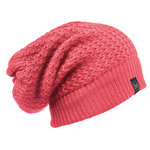 KNITTED NECKWARMER HAT BUFF® RAMDON RED CLAY