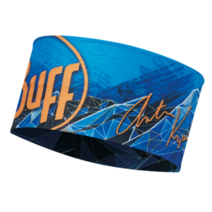 UV Coolmax Headband Anton Blue Ink Buff®